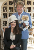 Lisa Vanderpump and Ken Todd - LA Royalty