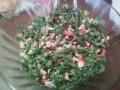 Cilantro and Black Bean Salad