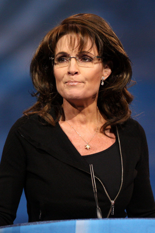Sarah Palin (CC-BY 2.0)