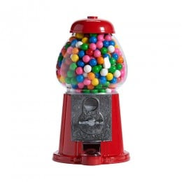 Man Smashes Police Departments Gumball Machine