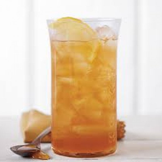 With the summer in full swing and it is so hot outside these day there is nothing better than a cool drink what I call a refresher that cools your body down as soon as you take your first sip.