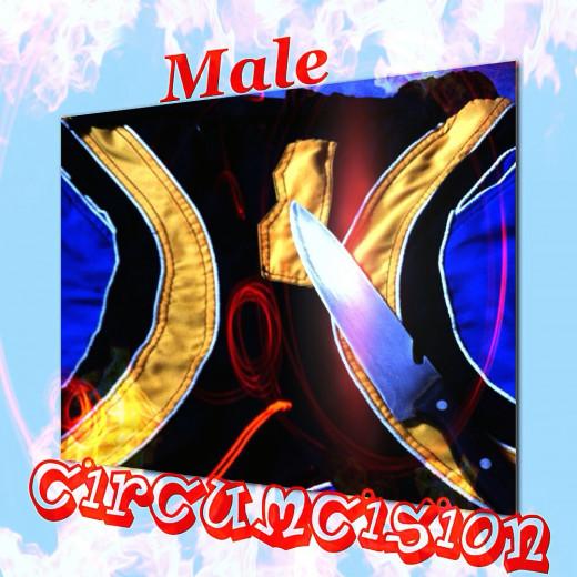 Traditional male circumcision