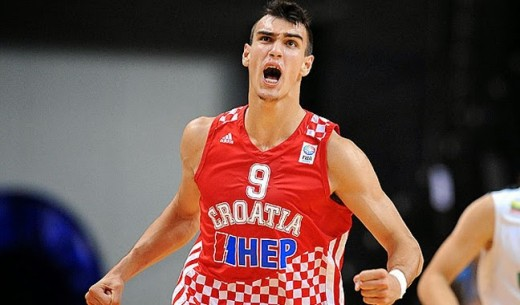 Dario Saric in the only location 76ers fans will see him over the next two years- the internet.  He will play all of one season in the NBA before Michael Carter Williams and Nerlens Noel are eligible for max contracts.