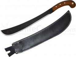Condor Tool and Knife 14-Inch Golok Machete with Leather Sheath