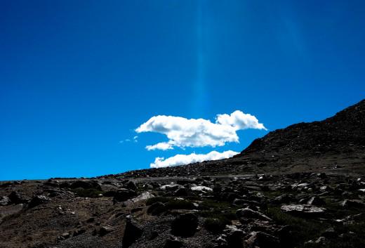 Changing Environment - Pike's Peak