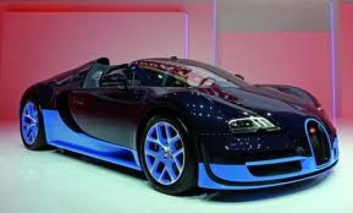 The 2014 model Bugatti Veyron is full of horsepower, torque and luxury.