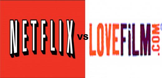 Netflix vs Lovefilm-  Which is better?