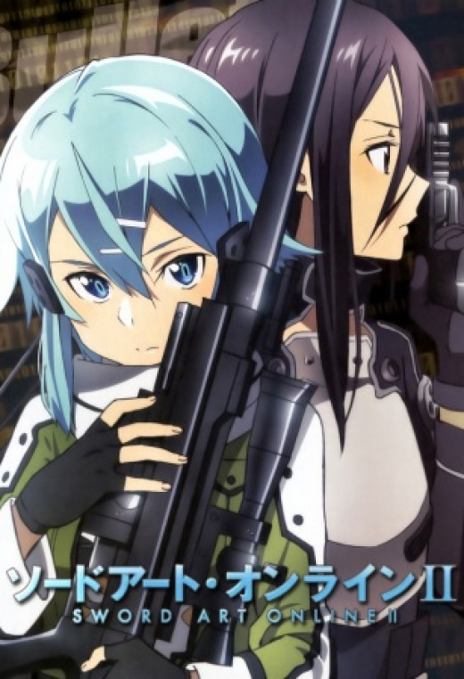 Sword Art Online II: Phantom Bullet