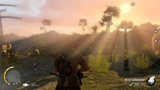 Few video games show off the true beauty of Africa. Even in the middle of a war it's still gorgeous.