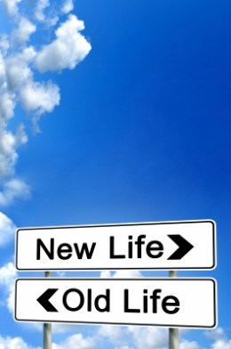 Take a New Direction in Your Life.