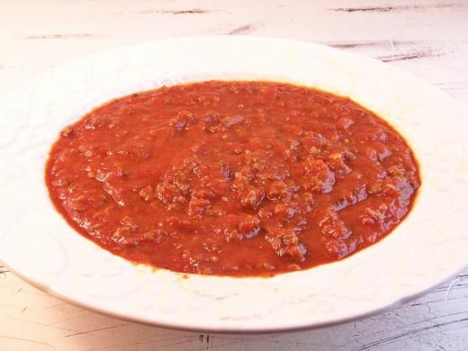 Delicious Pasta Sauce