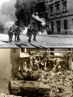 Second Warsaw Ghetto (Gaza).