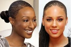 Hairstyles Using Cornrow Extensions
