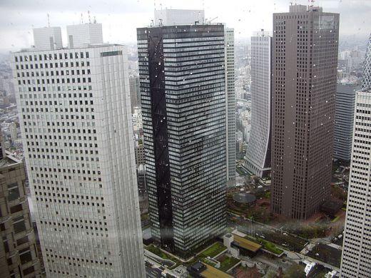 Tokyo Skyscraper