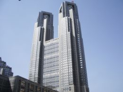 Tokyo Government Building Number 1
