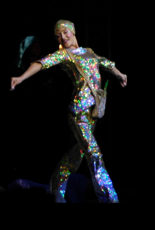 """Lord of the Dance"" show of Michael Flatley, part 1 ""Cry Of The Celts"" with ""The Spirit""."