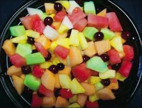 Their are many forms of fruit salads but as long as it has a good fruit variety it's gonna taste great.