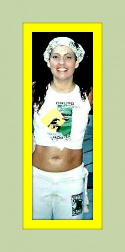 Capoeira, a very respectful martial art form, it is more than just a