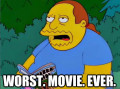 The Worst Movies Ever Made!