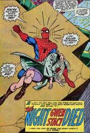 Spider-Man swears revenge on the Green Goblin