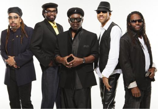 Jamaica Reggae Icons