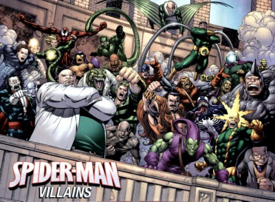 Spider-Man's Rogues Gallery