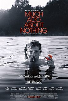 The original movie poster (featuring one of the most popular moments from the flick).