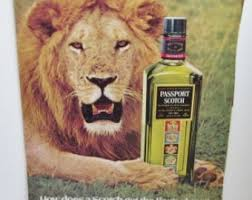 Passport Scotch From Seagram Goes Places - Copywriting Ideas From Brand Names