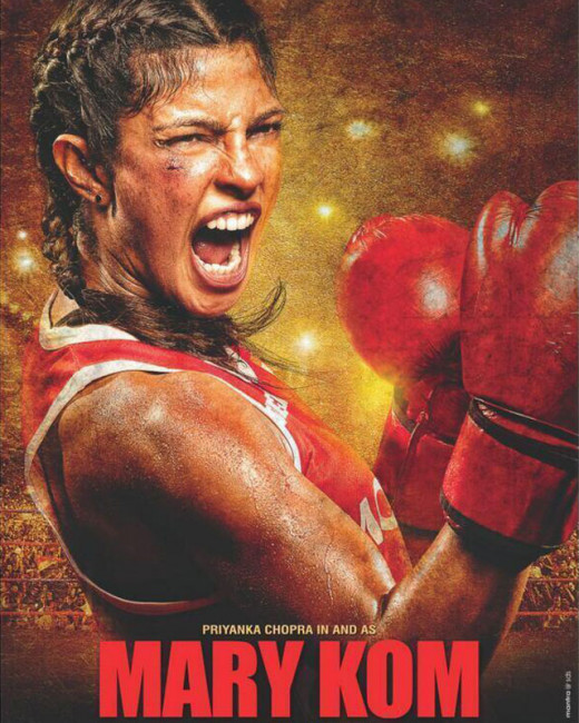 The first look of Priyanka Chopra in and as Mary Kom is out! And we totally digging her rough and tough look in the film.Bollywood on Biscoot Showtym : http://www.biscoot.com/showtym