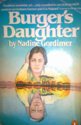 Another of Gordimer's banned novels.