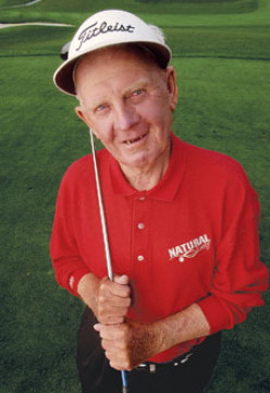 Moe Norman - Greatest ball striker of all time
