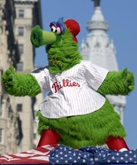The Phanatic would be a better GM than Amaro