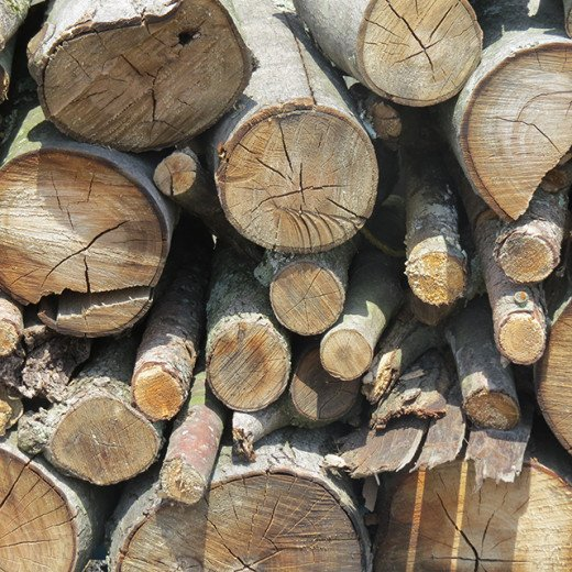 Are you in the shape or mood to chop wood?