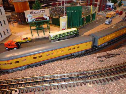 O Gauge if memory serves.