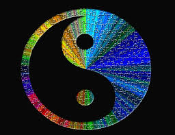 Yin and Yang Lines Make Up The Hexagrams Of The I Ching