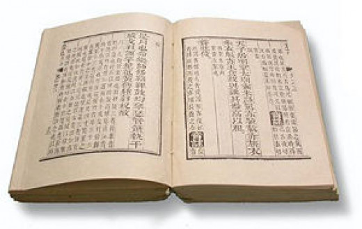The I Ching Is Known As One Of The Oldest Books In The World