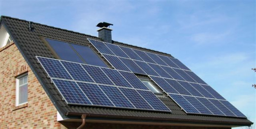 Example of to many Solar panels
