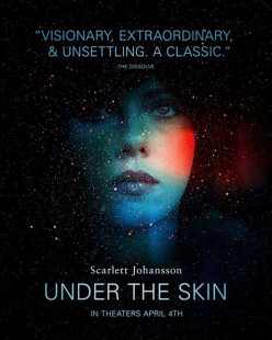 New Review: Under the Skin (2014)