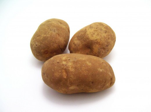 The versatile and tasty potato is the perfect food for bachelors
