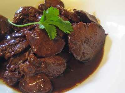 Chicken liver is full of vitamin A, protein and a number of other nutrients!
