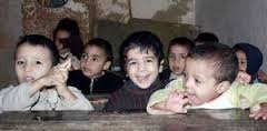 Pleasant atmosphere at schools keeps the children happy and eager to learn.
