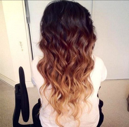 The 3-layer Ombre.