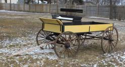 Weston Wagons West  - Ep. L18 - Levi Weston returned to Oak Springs in 1869