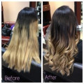 The Ombre Trend.. it really isn't that attractive.