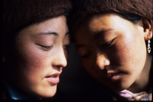 Ladakhi Women