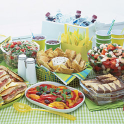 Ideas for what to take on a Picnic