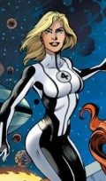 Invisible Woman vs. Jean Grey