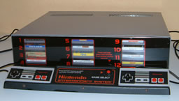 The M82 Demo Cabinet Held 12 Different Games. I First Played Punch Out on One at the Local Mall.
