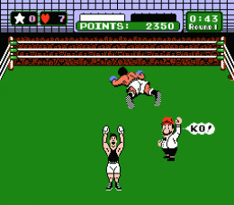 Learning How to Get Actual Knockouts (Instead of TKOs) on Your Opponents Was Something That You Could Begin to Do as You Gained More Skill. It Made the Easier Boxers Particularly Exciting to Replay. How Fast Could You Get a Knockout?