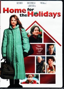 "Thanksgiving takes its toll on Holly Hunter in ""Home for the Holidays"""